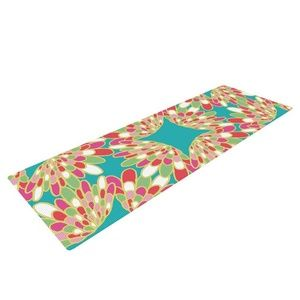 Extra Thick 4mm Non Slip Yoga Mat Art Print 72x24